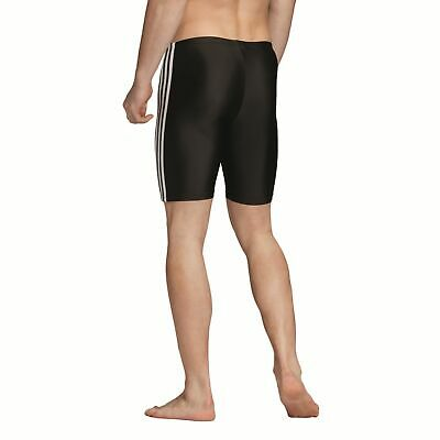 ADIDAS PERFORMANCE HERREN Badehose Boxer fitness 3 Stripes