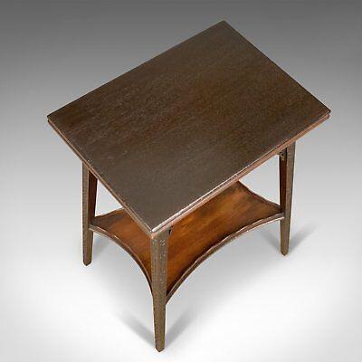 Antique Fold-Over Games Table, English, Edwards & Roberts, London Circa 1880 4