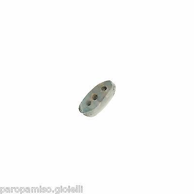(0983)  Bactrian Culture Banded Carnelian Agate Bead 3
