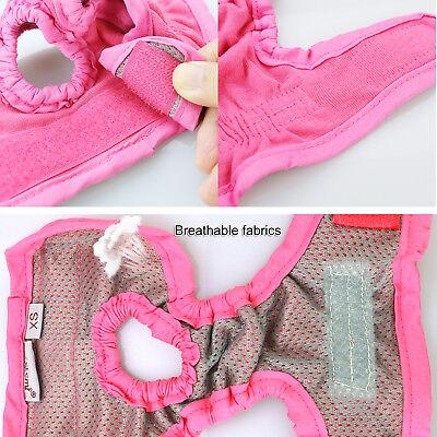 XS-XL Dog Pet Female Nappy Diapers Shorts Season Sanitary Pants UndiesUnderpants 4