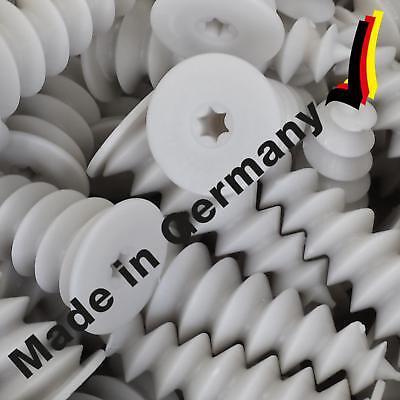 100 St Dämmstoffdübel Hartschaumdübel Styropordübel Spiraldübel Dübel  50 x 20mm 2