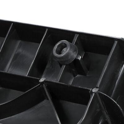 Foldable Dog Pet Ramp For Car SUV Truck Pickup Backseat Stair Step Travel Ladder 5