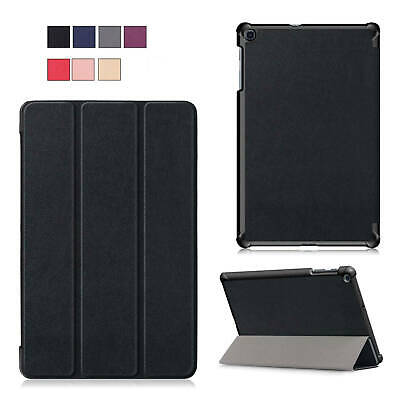 """Samsung Galaxy Tab A 2019 10.1"""" Full Body Flip Cover Trifold Case for T510/T515 10"""