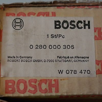Opel Boitier Electronique Bosch Neuf 0280000306 remplace 0280003307 3