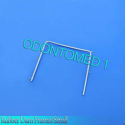 12 Rubber Dam Frames Small Endodontic Root Dental Instruments 2