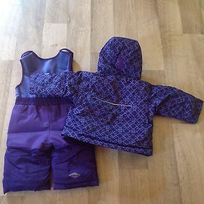 Neu COLUMBIA Baby Schnee-Set Buga Set 5796830 für Jungen und Mädchen
