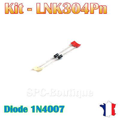Kit Universel LNK304Pn / Carte L1790, L1373, L1782, L1799, L2158, L2524 5