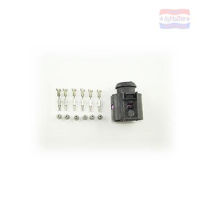 VW Stecker 6-pol Reparatursatz 1J0 973 713  1J0973713