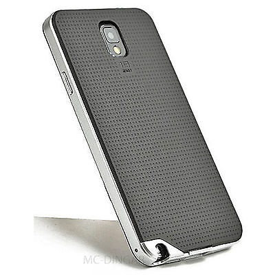the latest a3e7c 25053 ARMOR HYBRID HARD Bumper Soft Rubber Case Cover For Samsung Galaxy Note 3  Note 4
