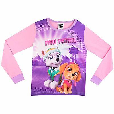 Paw Patrol Pyjamas | Girls Paw Patrol PJs | Paw Patrol Skye & Everest Pyjama Set 2