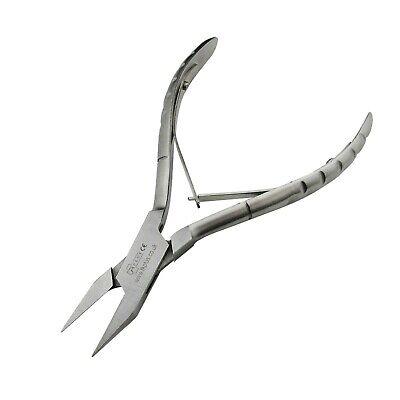 Chiropody Podiatry instruments Kit Ingrown Toenail Nipper Cuticle Nail Scissors 3