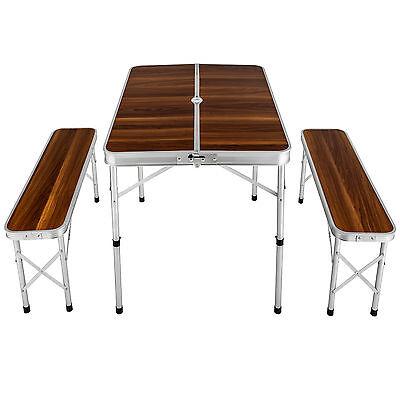 Sports, vacances Bo-Camp Alu Table de camping table Premium ...