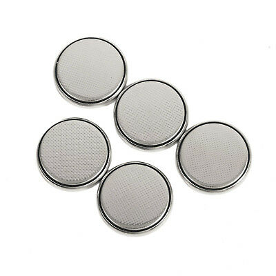 5 Brand New PKCELL CR2032 Button Cell 3v Lithium battery GENUINE EXPIRY 2023 10