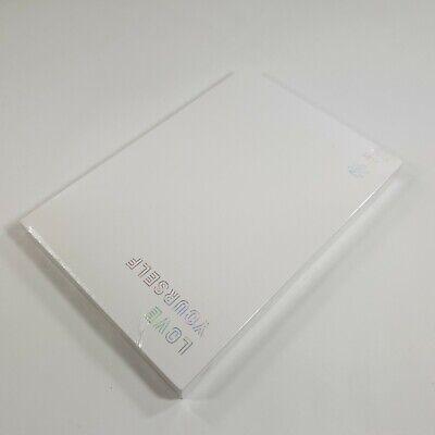 BTS 5th Mini album Love yourself CD Booklet photocard Bangtan boys K-POP L ver. 4