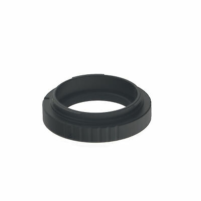 "Telescope Camera Adapter 1.25"" Extension Tube T Ring for Nikon DSLR Metal Black 5"