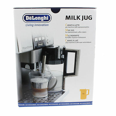 Delonghi Primadonna EAM6600 ESAM6600 Coffee Maker Milk Jug 250ml 3