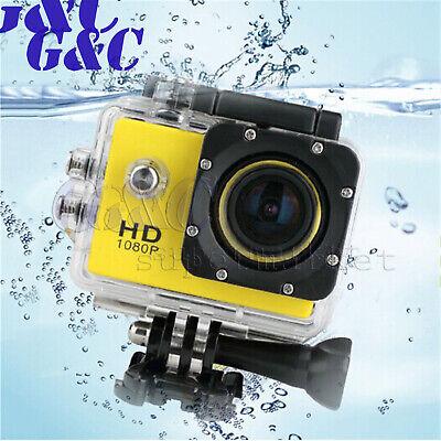 Waterproof SJ4000 HD480P Ultra Sports Action Camera DVR Helmet Cam Camcorder 6