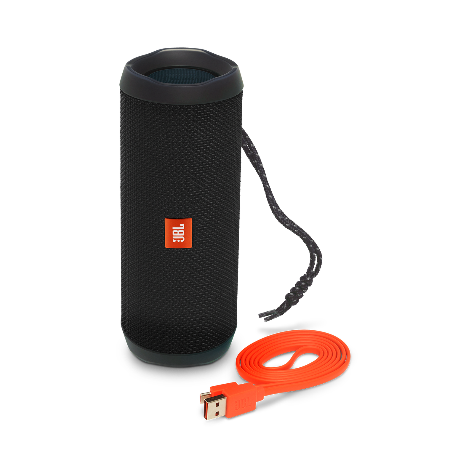 JBL Flip 4 Waterproof Portable Bluetooth Speaker - Black *Authorized Dealer* 3