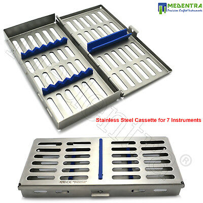 Dental Mushroom Sinus Lift Periosteal Elevators Implant Root Coverage Graft+Tray 8