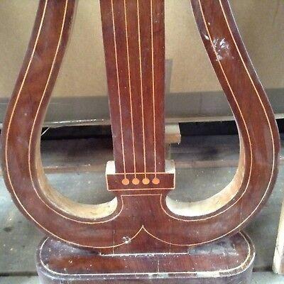 H11 Antique Bed Pages Cabinet Wardrobe Möbelrestaurierung Biedermeier 4