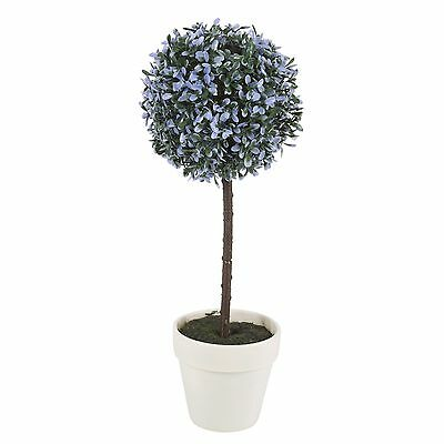 Decorative Artificial Outdoor Ball Plant Tree Pot Colour Small Medium Large 4