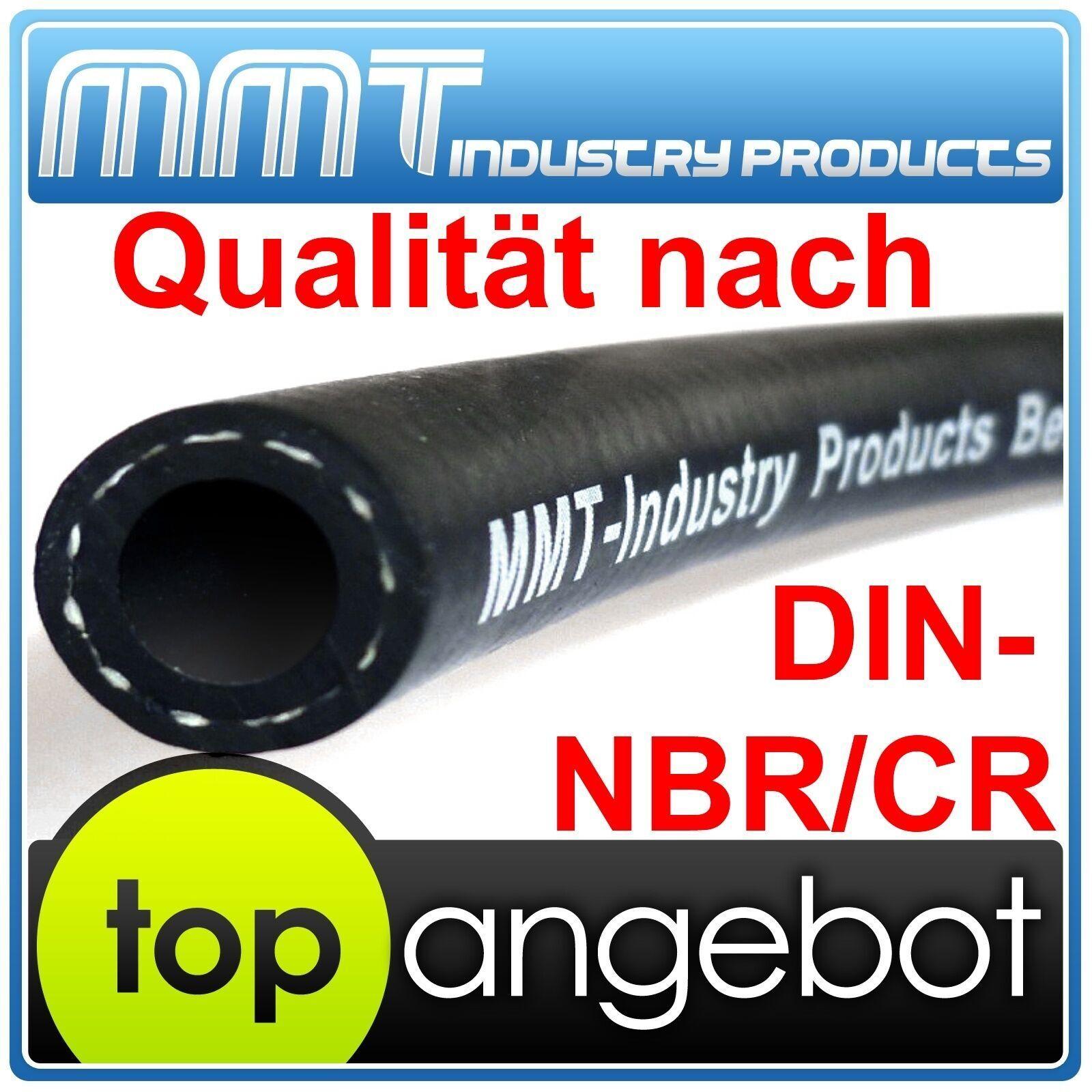 Kraftstoffschlauch Ø 6mm 1m Öl Benzinschlauch Dieselschlauch DIN 73379 P79