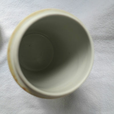 altes Apotheker Porzellangefäss Kruke Standgefäss Pasta Zinci 1kg 19x11cm Top 3