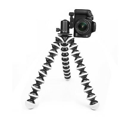 Octopus Flexible Tripod Stand Gorillapod Holder for GoPro 6 5 Canon Nikon DSLRs 5
