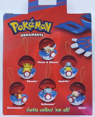 Pokemon Christmas Ornaments.Collectibles Pokemon Squirtle Pokemon Christmas Ornament