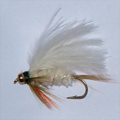 18 Dawsons olive,Viva /& Appetiser Lure Trout Fly Fishing Flies Dragonflies