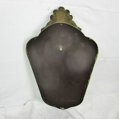 Ornate Mirror  Wood Gold Gilded Ornate Gilt-wood DeKnudt Rococo style 5