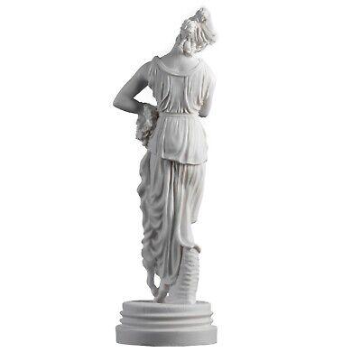 "Persephone Goddess Of The Underworld Springtime Flowers&Vegetation Statue 11.8"" 7"
