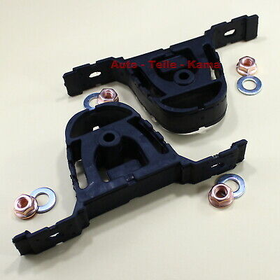 Auspufftopfhalter für BMW 3er E36 Bj 318,320,323,325 90-99 Auspuffhalter