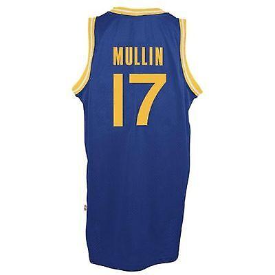 25b066d6dca ... Golden State Warriors Chris Mullin Blue Adidas Swingman Jersey 7484A  Closeout 2