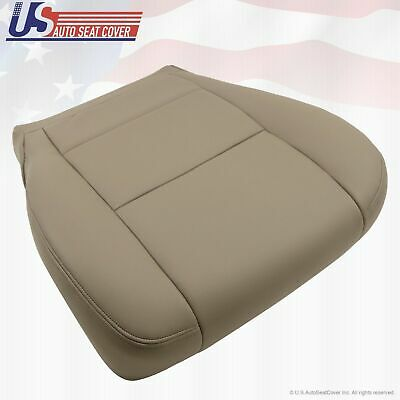 Fits 2001-2004 TOYOTA SEQUOIA Driver Passenger Bottom All Synthetic Leather Seat
