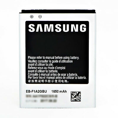New OEM Battery Replacement for Genuine Original Samsung Galaxy S2 S3 S4 S5 AU 2