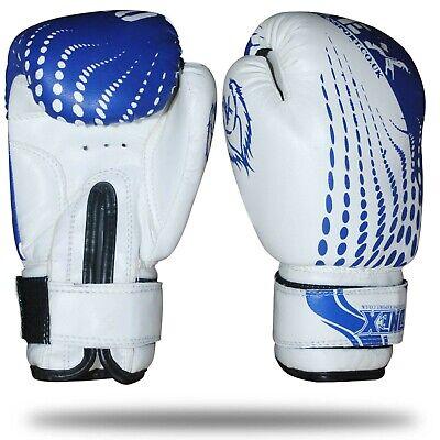 2oz 4oz 6oz Kids Boxing Gloves Junior Mitts Punch Bag Children Gel Pad Gloves 7