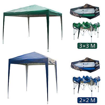 2x2m 3x3m Pop up Gazebo Waterproof Marquee Canopy Outdoor Garden Party Tent 2