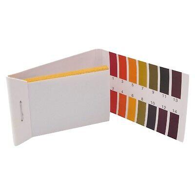 320 Stk.1-14 pH Wert Teststreifen Indikatorpapier Strips Messung Pool Wassertest 4
