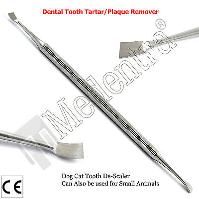 Dog Tooth Scaler Dental Care for Dogs De-Scaling Tartar Off your Dog's Teeth New 2