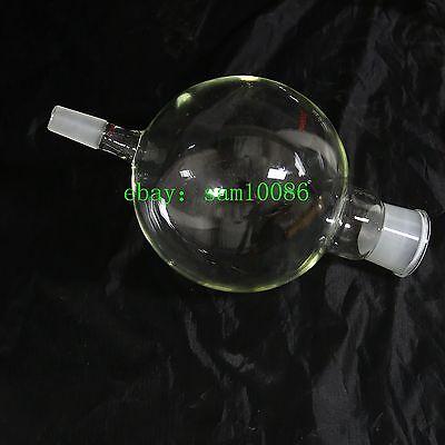 Essential oil steam distillation kit,Allihn Condenser,All Glassware,New Lab,Chem 3