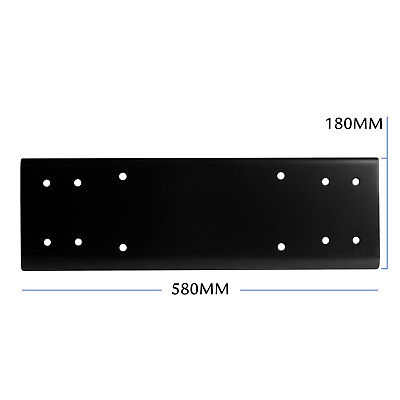 Winch Mounting Plate - Compact Heavy Duty - 8000lb to 15000lb - 4x4 Off Road