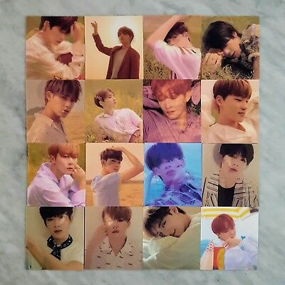 SEVENTEEN : 5th Mini Album - You Make My Day Official Photocard KPOP 2