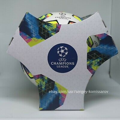 Adidas Champions League Finale 2019-2020 OMB ball, size 5, DY2560, with box 10