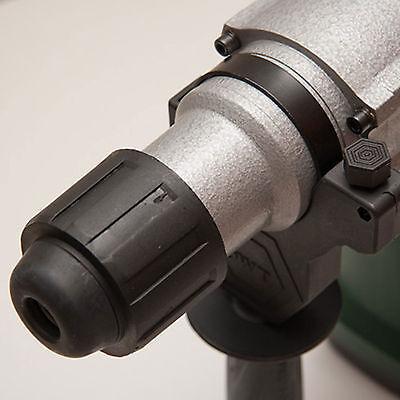 Pneumatik Bohrhammer SDS Max mit Schlag und Meißel Funktion 1250 Watt 4