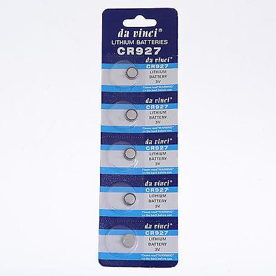 5-100stk. 1.5V Alkaline Knopfzelle Sortiment Uhrenbatterie Auswahlbar AG0 - AG13 5