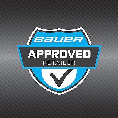Bauer Quad Roller Skate - Nexus N5000 Playmaker Conversion SFR Slick Wheels