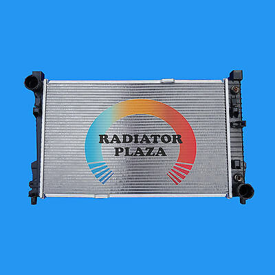 Radiator For Benz 01-07 W203 C Class C230 C240 C280 C320 C350 C32 C55 AMG New