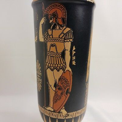 Goddess Aphrodite Artemis Apollo Ares Ancient Greek Art Pottery Vase Oinochoe 8
