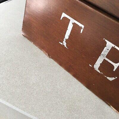 Riverdale. Caja De Te De Madera. Tea Box 9